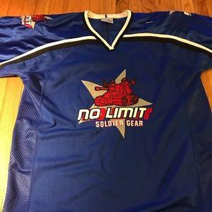 621e68d88e5 Rare Master P No Limit Hockey Jersey Sz 2XL P6 ...